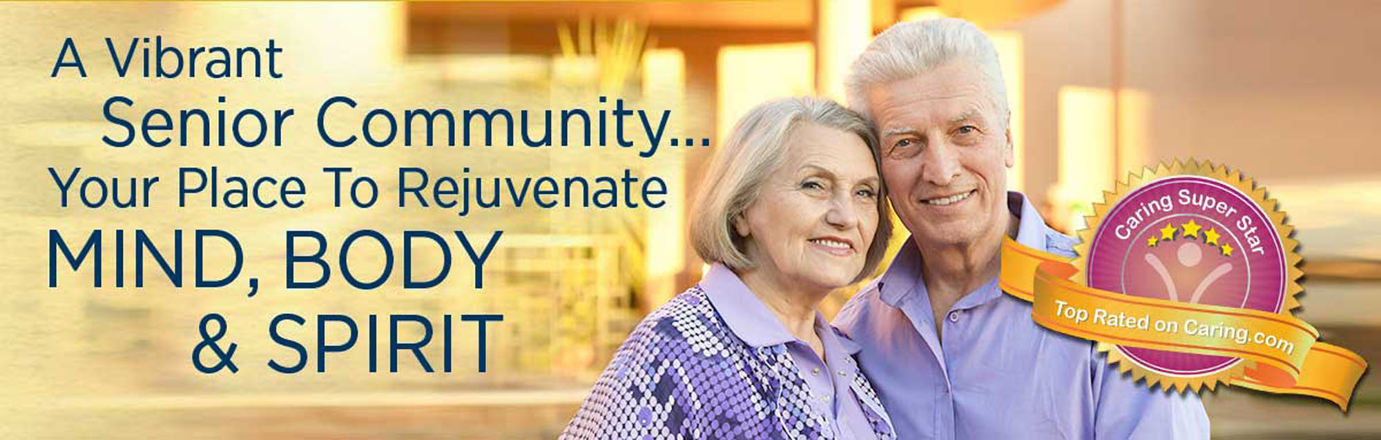 Assisted Living Community Cabot Cove of Largo - Clearwater Area