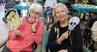 Cabot Cove of Largo Assisted Living Holidays and Celebrations Fun