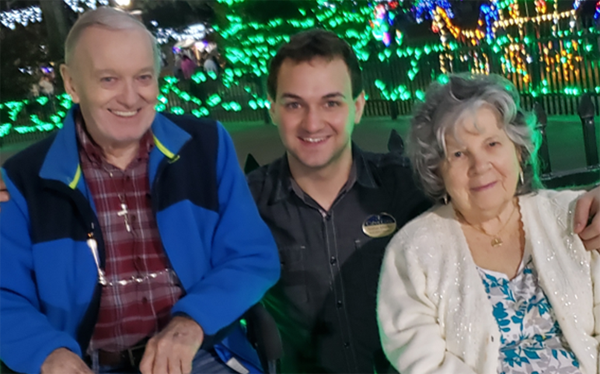 Cabot Cove of Largo Assisted Living Celebrating Holidays