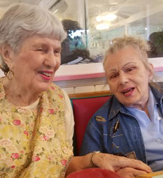 Seniors of Cabot Cove of Largo Assisted Living on Dining Excursions