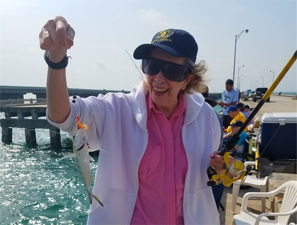 Seniors of Cabot Cove of Largo Assisted Living Fishing